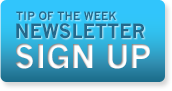 Signup for the Tip of the Week Newsletter